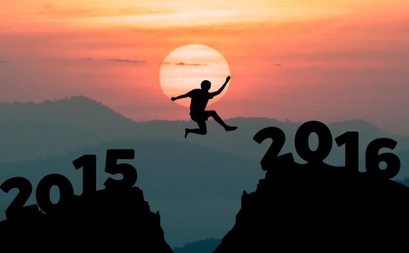 Mach 2o16 zu Deinem Jahr!