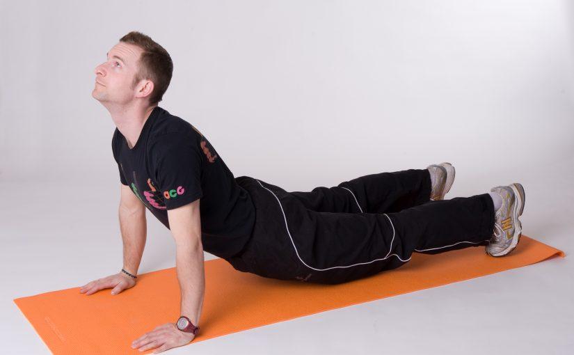Die Brustwirbelsäule und Ihre Mobilität
