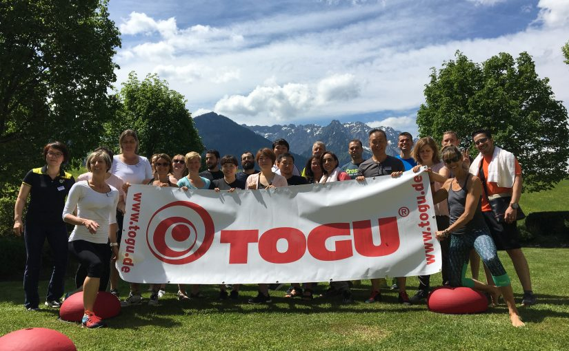 Certified as TOGU® International Educator