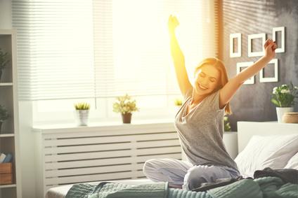 Schlaf – 1/3 unserer Lebenszeit schlafen wir