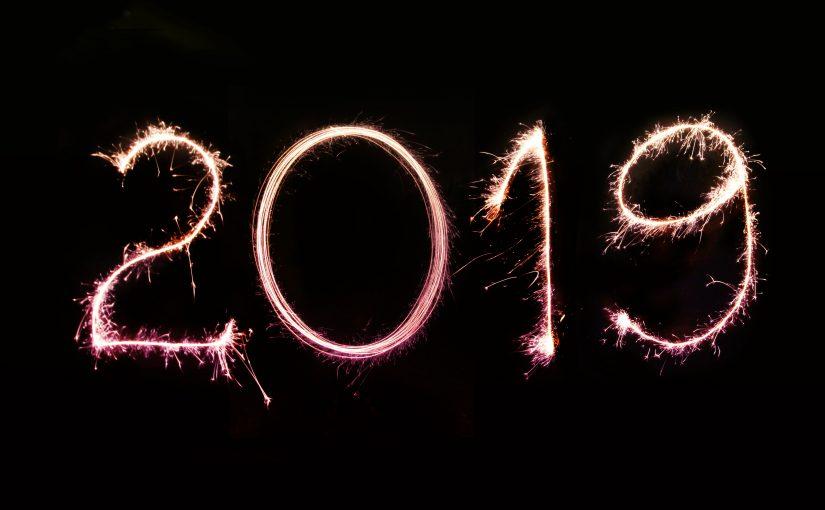 Mach 2o19 zu Deinem Jahr!